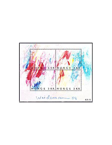 NORVEGE -  BF n° 12 ** - ART