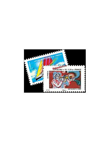 ADH. n° 894A et 897A - Voilier et...