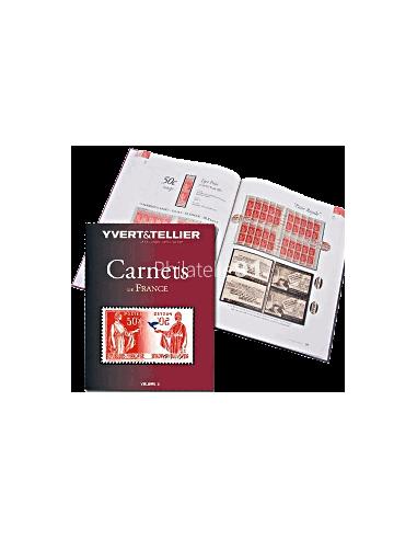 CARNETS DE FRANCE - Volume III  - Yvert&Tellier
