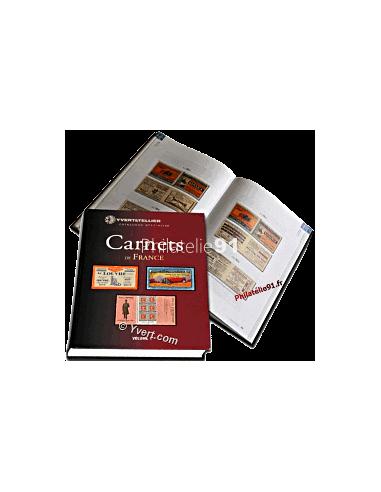 CARNETS DE FRANCE - Volume I - Yvert&Tellier