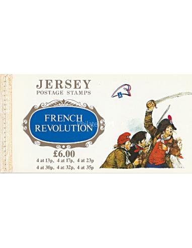 JERSEY - C 479 ** - Carnet de...