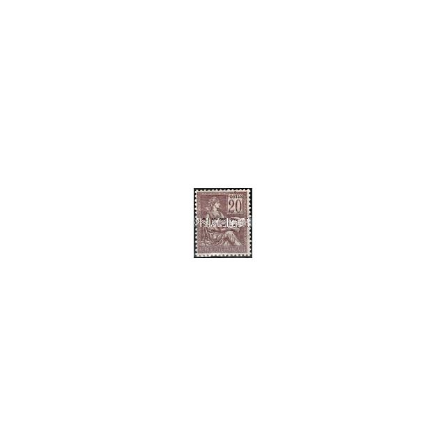 n°  113  * - Type Mouchon (I)