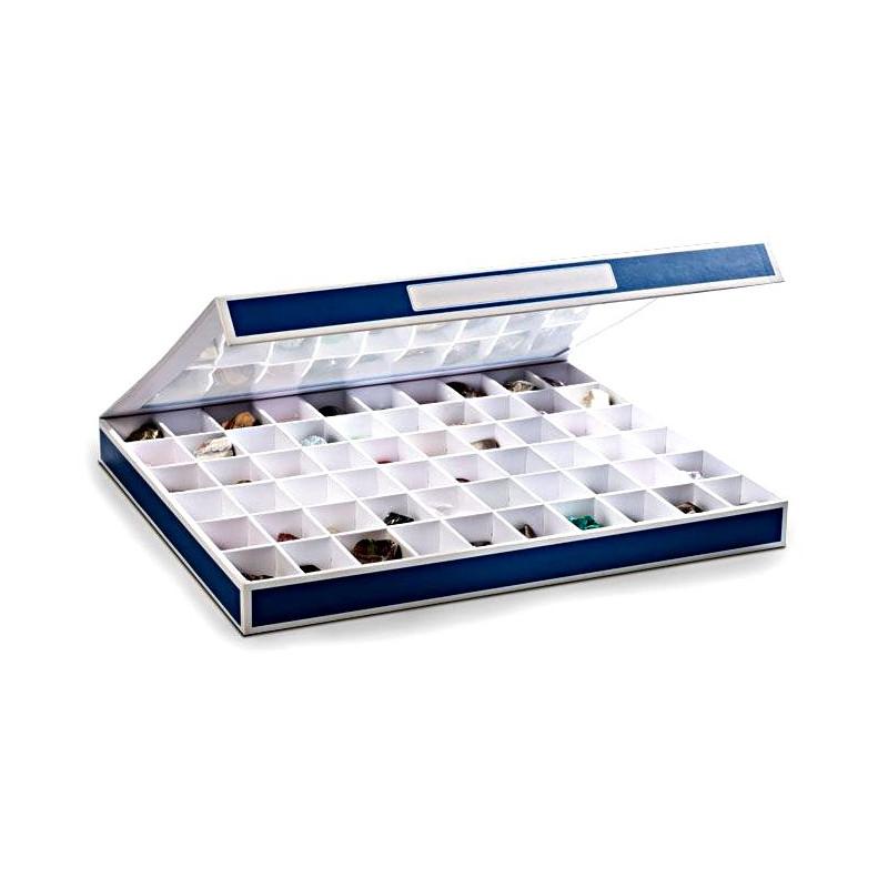 Boite de rangement K60 - 60 compartiments - matériels pour collectionneurs