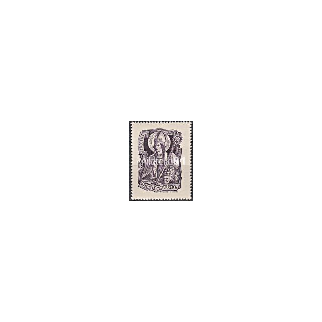 AUTRICHE -  n°  771 ** - Saint Gebhard