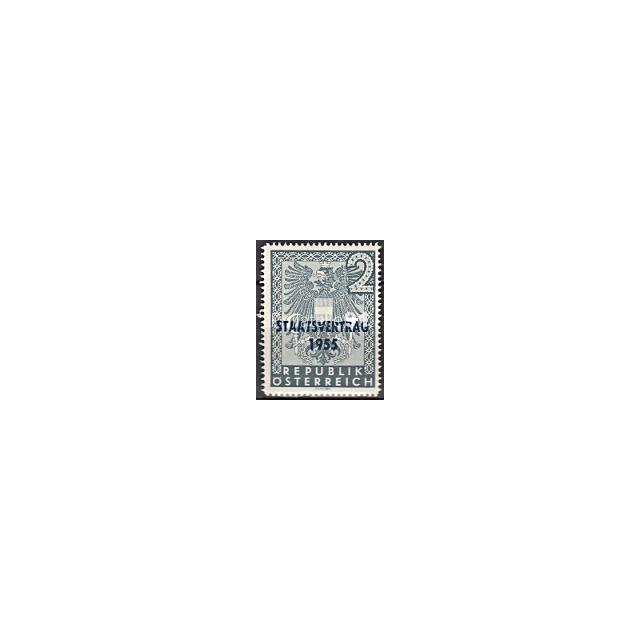 AUTRICHE -  n°  850 ** - Indépendance de l'Autriche