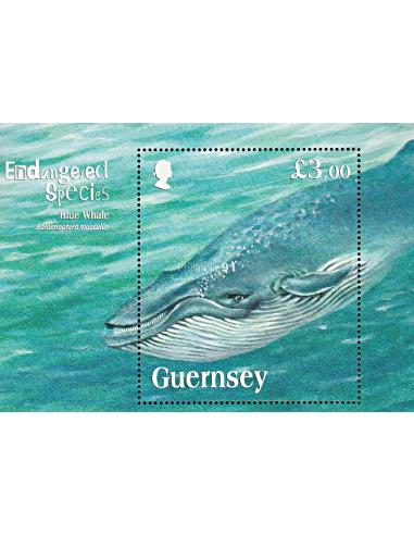 GUERNESEY - BF n° 69 ** - La Baleine...