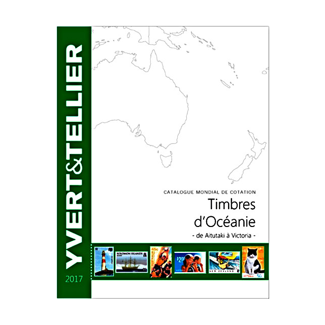 Océanie 2017 - Aitutaki à Victoria