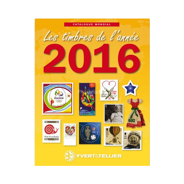 Catalogue Mondial des Nouveautés 2016