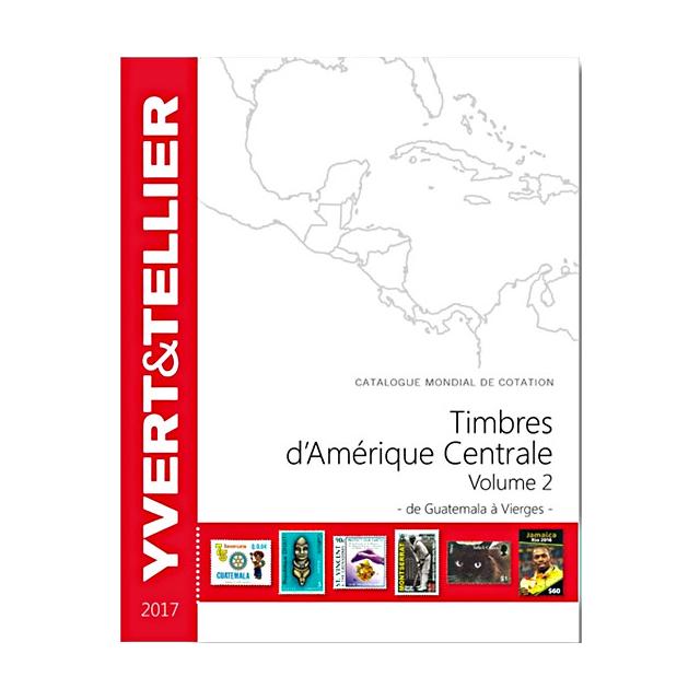 Amérique Centrale - Volume 2 - 2017 - Guatemala à Vierges