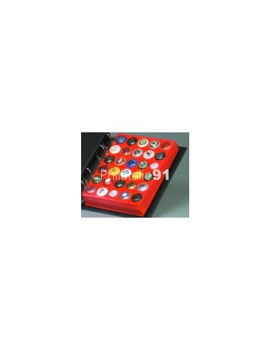 - SAFE -  Feuillet rouge pour album...
