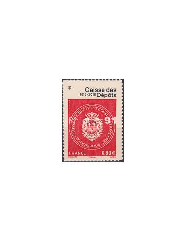 """ADH. n°1269A adhésif ** - """"Caisse des Dépôts"""" 1816-2016"""