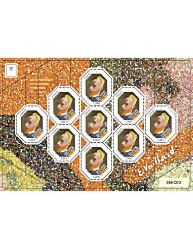 n° 5237A** (F5237A) - Feuille EDOUARD VUILLARD 1868-1940