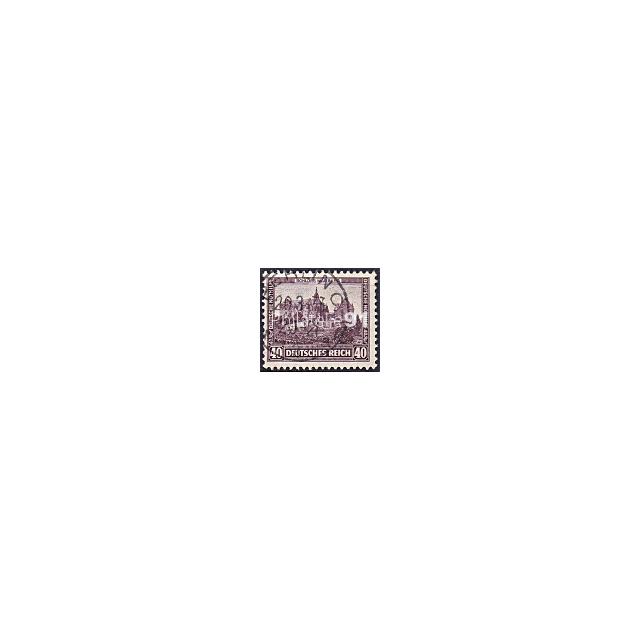 ALLEMAGNE  - Weimar - n°  466 Oblitéré - Oeuvre des premiers secours (181102-4)