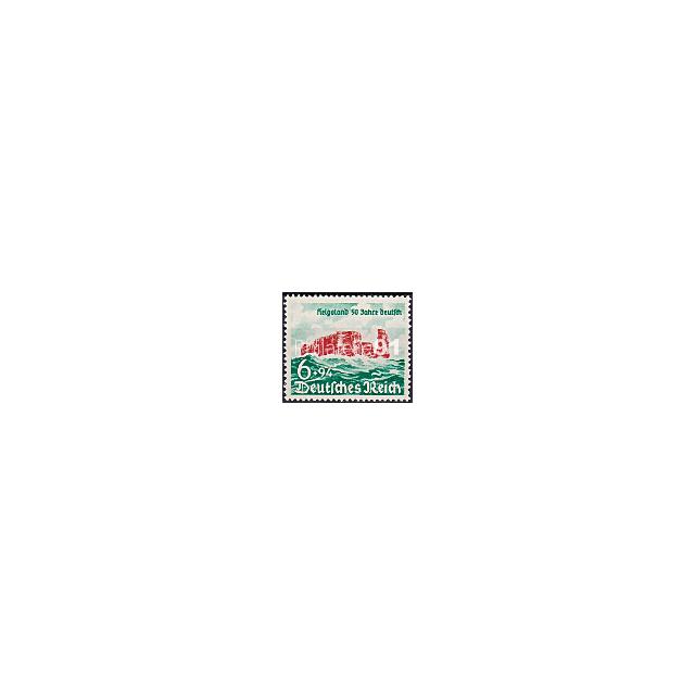 ALLEMAGNE - Reich - n°  672 ** - Rattachement de l'île d'Héligoland (181105-3)