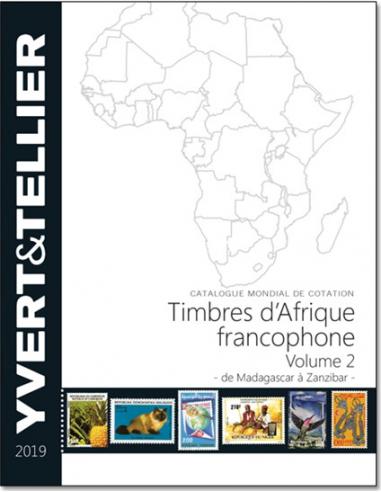 AFRIQUE FRANCOPHONE - Volume 2 - 2019...