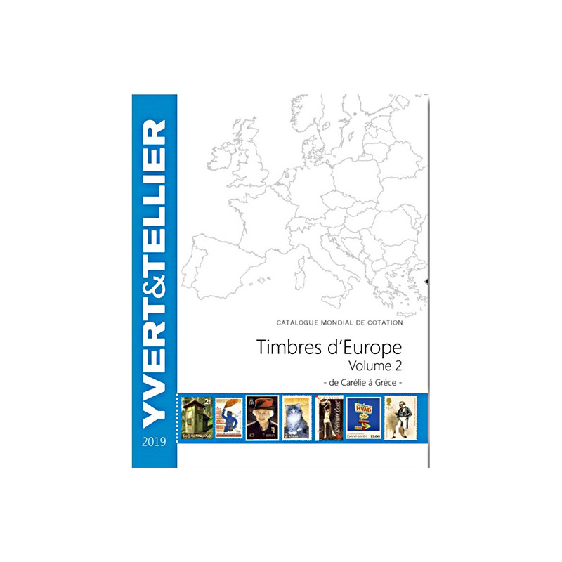 Europe   2019 - Volume 2 - Carélie à Grèce