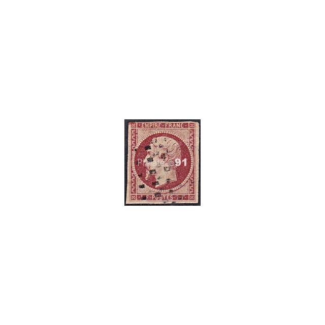 n°   18 ND Oblitéré - Napoléon III  (190107-1)