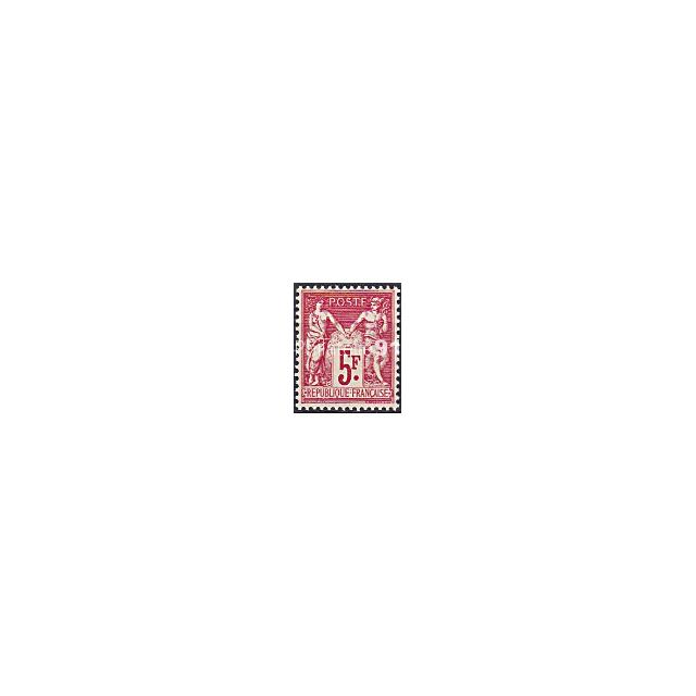 Timbre n°  216 ** (Issu du Bloc n°1) - Type Sage (190107-6)