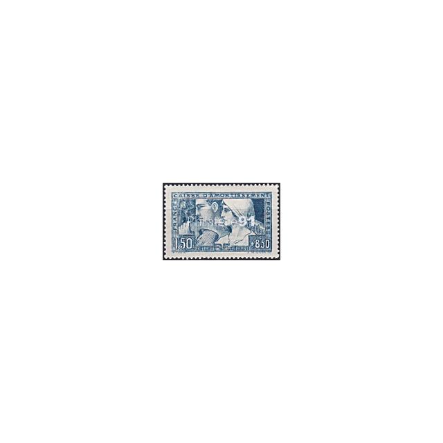 n°  252 * - Caisse d'Amortissement - le Travail (190107-9)