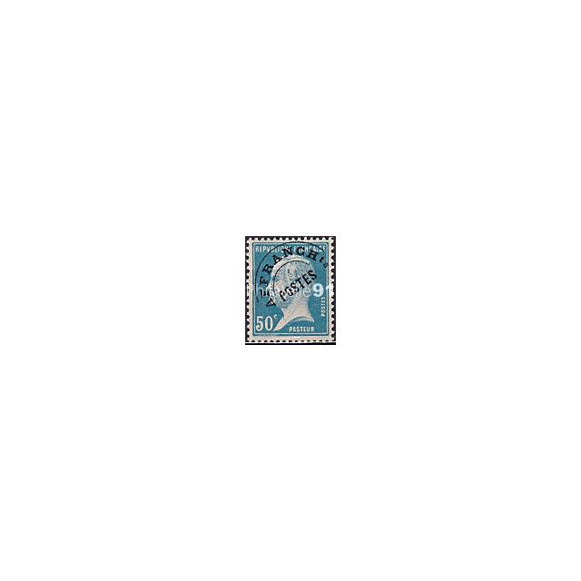 Timbre Préoblitéré n°  68 ** - Type Pasteur (190110-7)