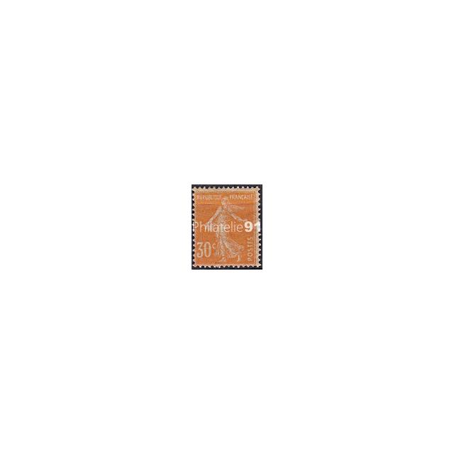 n°  141c *  - Type Semeuse Camée - Papier GC (190111-7)