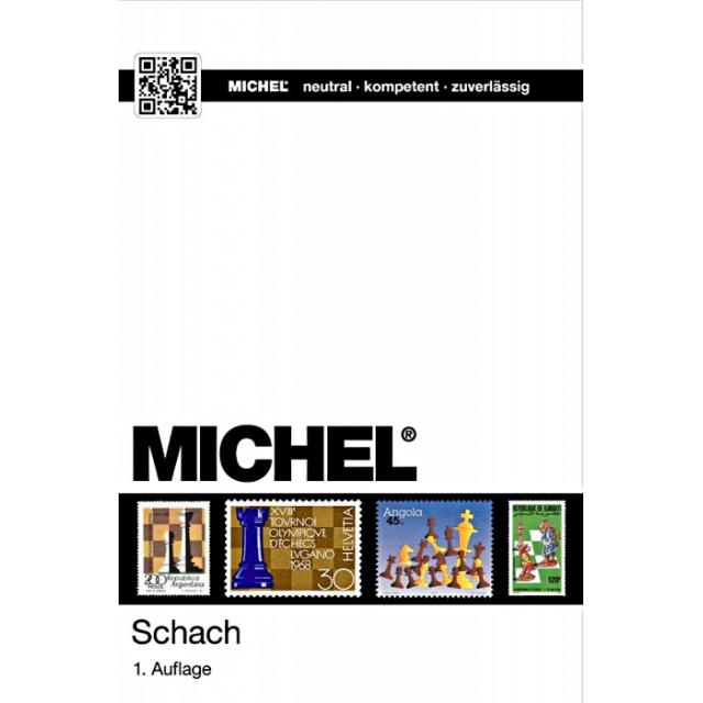MICHEL -  Catalogue des timbres Thématiques Échecs - Langue Allemande