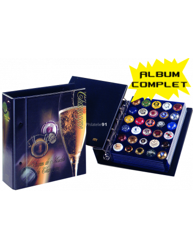 - SAFE -  Album Champagne Artline + 7...
