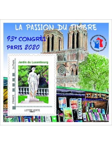 F.F.A.P. - Bloc n° 17 - PARIS 2020 -...