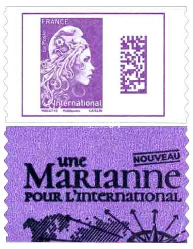 ADH. n°1656A - Marianne l'Engagée...