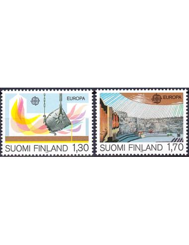 FINLANDE - n°  890 à 891 ** - EUROPA...