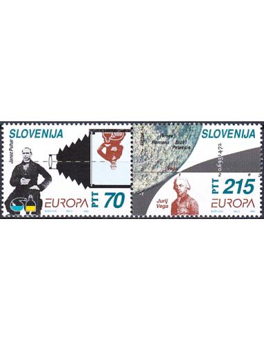 SLOVÉNIE - n°   78 à 79 ** - EUROPA...