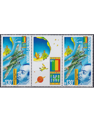 NOUVELLE CALEDONIE - PA n°  348A **...