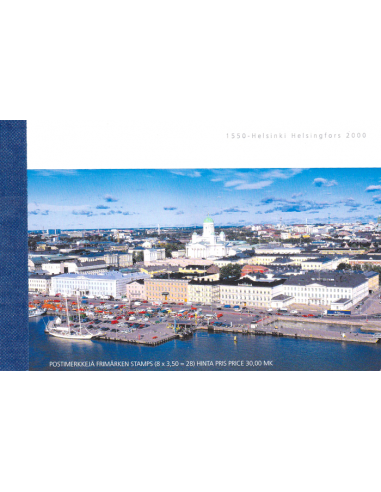 FINLANDE - Carnet n° 1469 ** - 450...