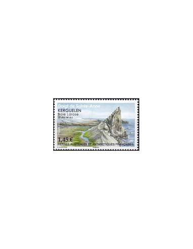TAAF - n° 913 ** - Piton volcanique...