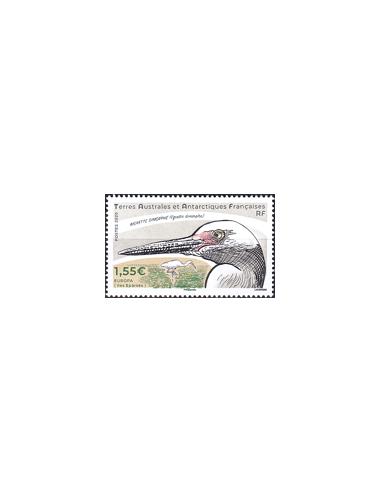 TAAF - n° 915 ** - Oiseaux - Aigrette...