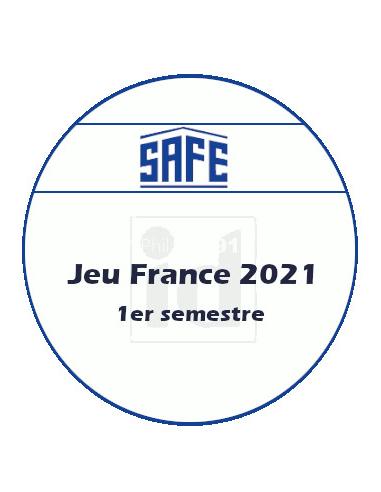 -   2021 -  Jeu SAFE-dual France 2021...