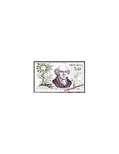 MONACO - n° 1739 - S. Hahnemann - Homéopathie