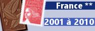 de 2001 à 2010 (n° 3367 à 4527)
