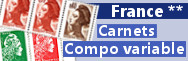 - Carnets composition variable