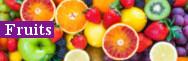 - Fruits