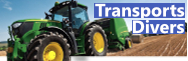 - Transports divers