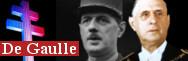 - De Gaulle