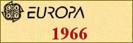 Timbres EUROPA 1966