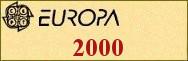 Timbres EUROPA 2000