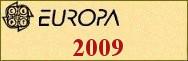 Timbres EUROPA 2009