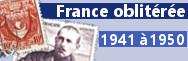 1941 à 1950 (n°470 à 877)