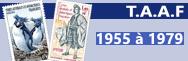 de 1955 à 1979 (n°1 à 85)