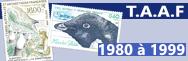 de 1980 à 1999 (n°86 à 263)