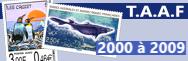 de 2000 à 2009 (n°264 à 551)