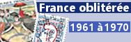 1961 à 1970 (n°1281 à 1662)